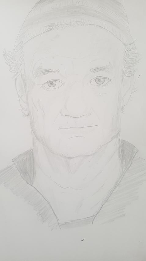 Bill Murray by Varoh